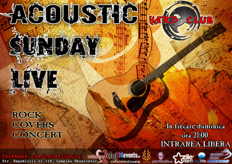 Acoustic Sunday @ Hard Club