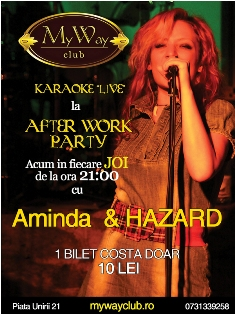 After Work Party @ Club My Way