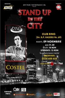 Costel @ Club Ring