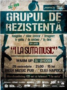 Grupul de Rezistenta @ Irish & Music Pub