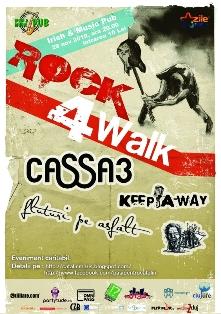 Rock 4 Walk @ Irish & Music Pub