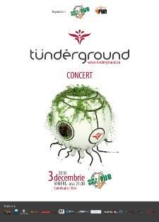 Tunderground @ Irish & Music Pub
