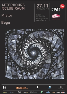 Mistor & Bogu @ Raum Afterhours