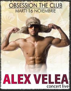 Alex Velea @ Club Obsession