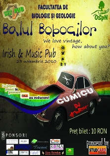 Bal Vintage @ Irish & Music Pub