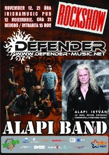 Defender & Alapi Istvan @ Irish & Music Pub