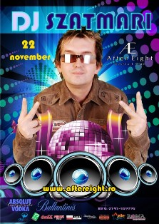 DJ Szatmari @ Club After Eight