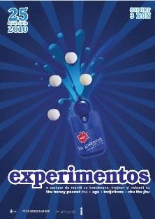Experimentos @ La Gazette