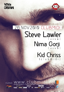 Steve Lawler & Nima Gorji @ Club Midi