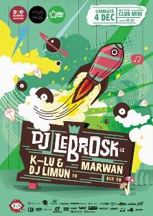 Lebrosk / Limun si K-lu @ Club Midi