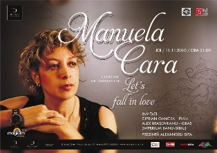 Manuela Cara @ Club Diesel