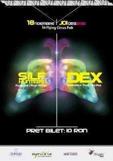 SILF Hunters & DEX @ Flying Circus Pub
