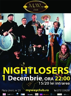 Nightlosers @ My Way