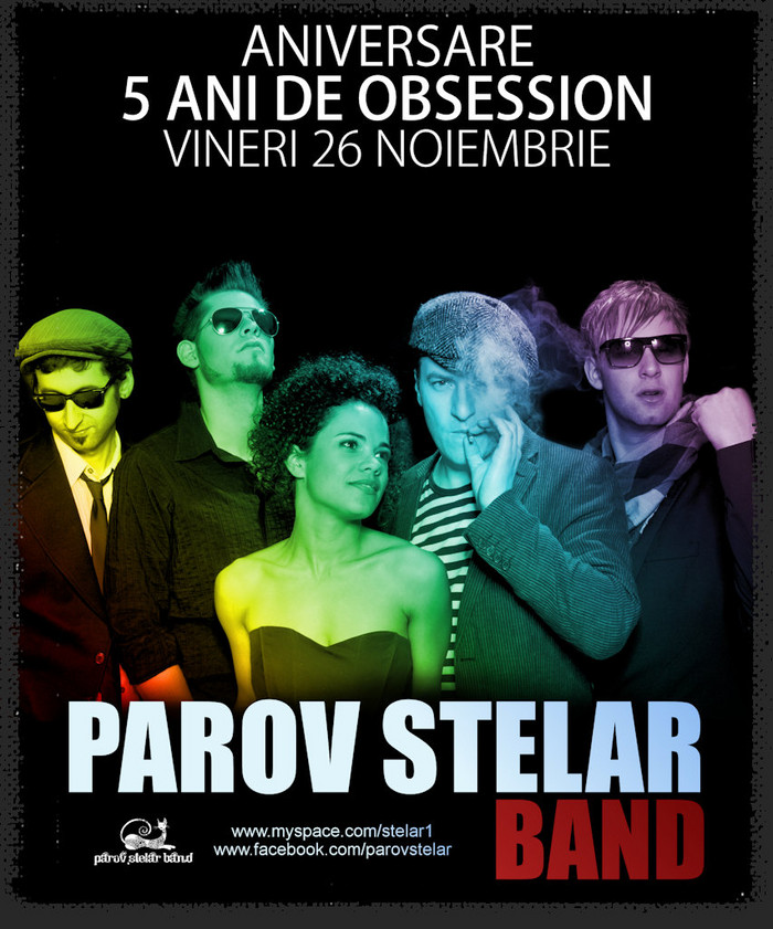 Parov Stelar & Band @ Club Obsession