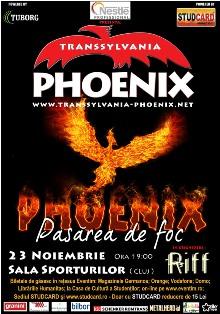 Phoenix @ Sala Sporturilor