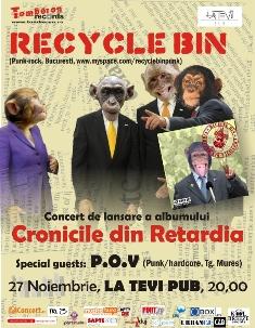 Recycle Bin @ La Tevi Pub