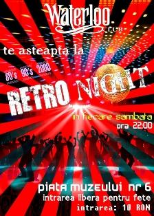 Retro Night @ Club Waterloo