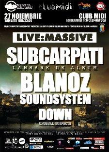 RO:Massive Live @ Club Midi