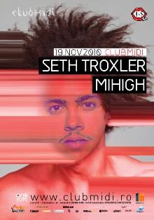 Seth Troxler @ Club Midi