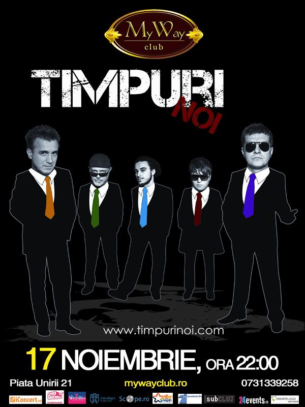 Timpuri Noi @ My Way Club