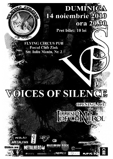 Voices of Silence @ Flying Circus Pub