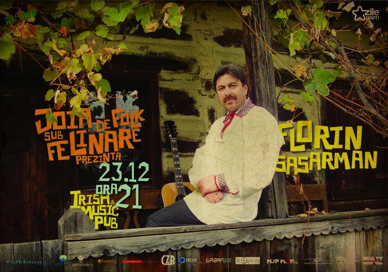 Florin Sasarman @ Irish & Music Pub