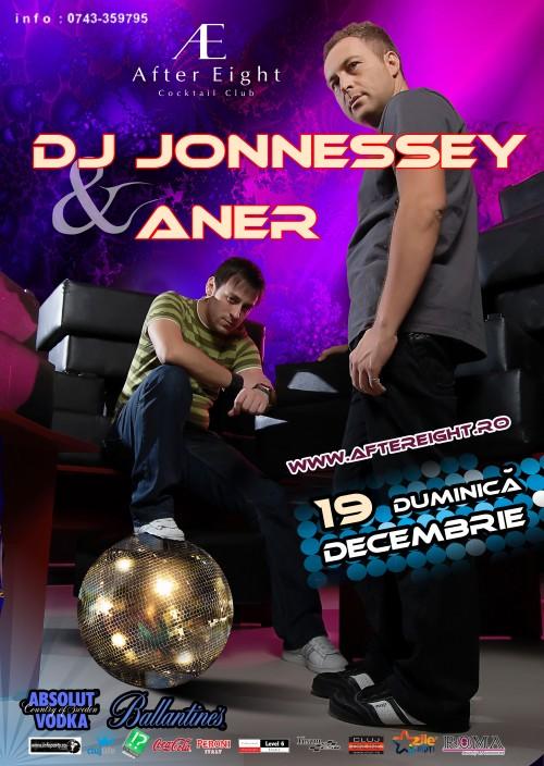Jonnessey & Aner @ After Eight