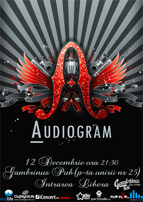 Audiogram @ Gambrinus Pub