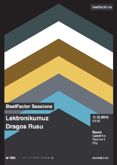 Lektronikumuz & Dragos Rusu @ Club Raum