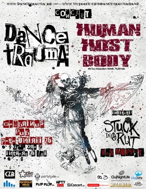Dancetrauma @ Gambrinus Pub