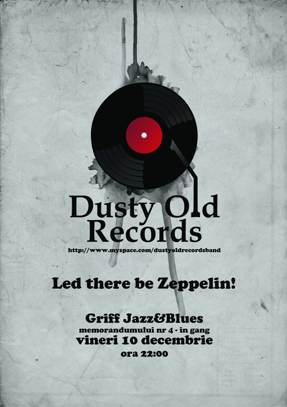 Dusty Old Records @ Griff Jazz & Blues