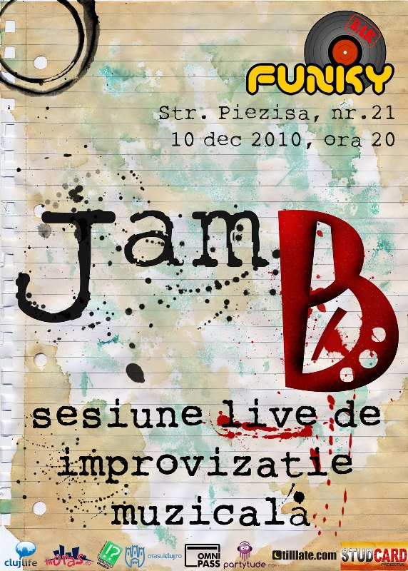Jam Session @ Funky Bar