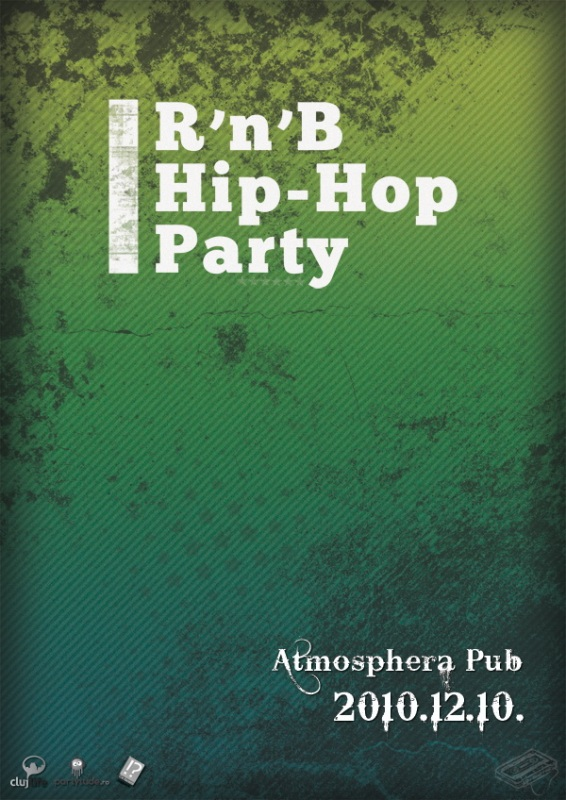 RNB & Hip Hop Party @ Atmosphera Pub