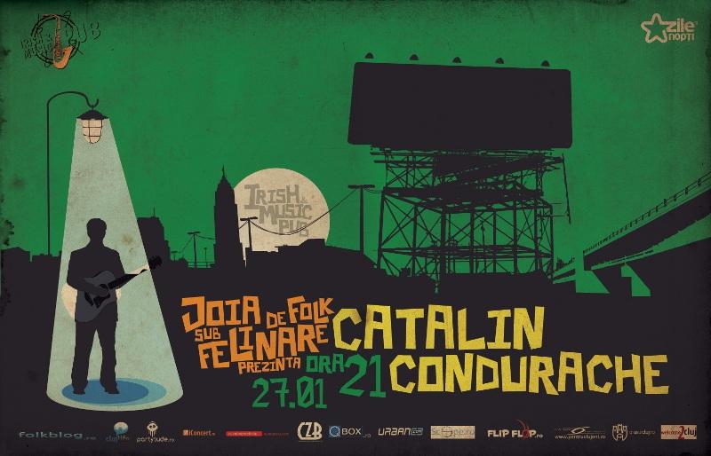 Catalin Condurache @ Irish & Music Pub