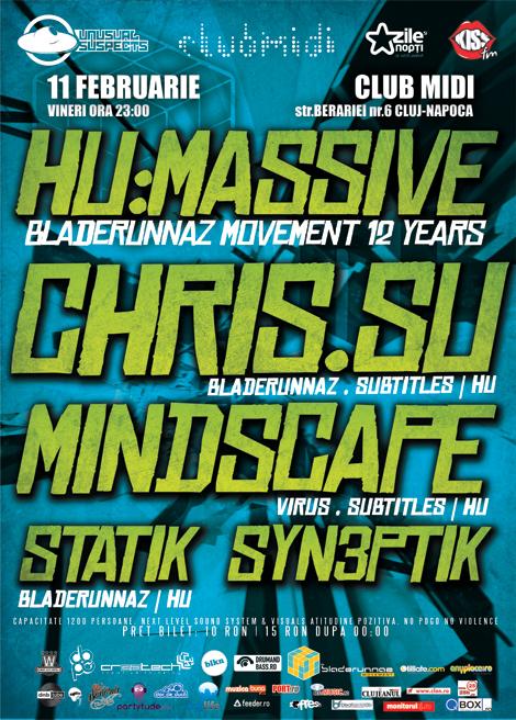 HU:Massive @ Club Midi
