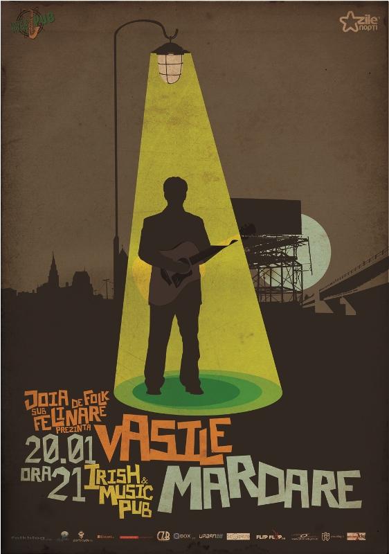 Vasile Mardare @ Irish & Music Pub