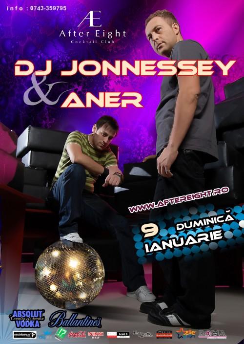 Aner & Jonnessey @ After Eight