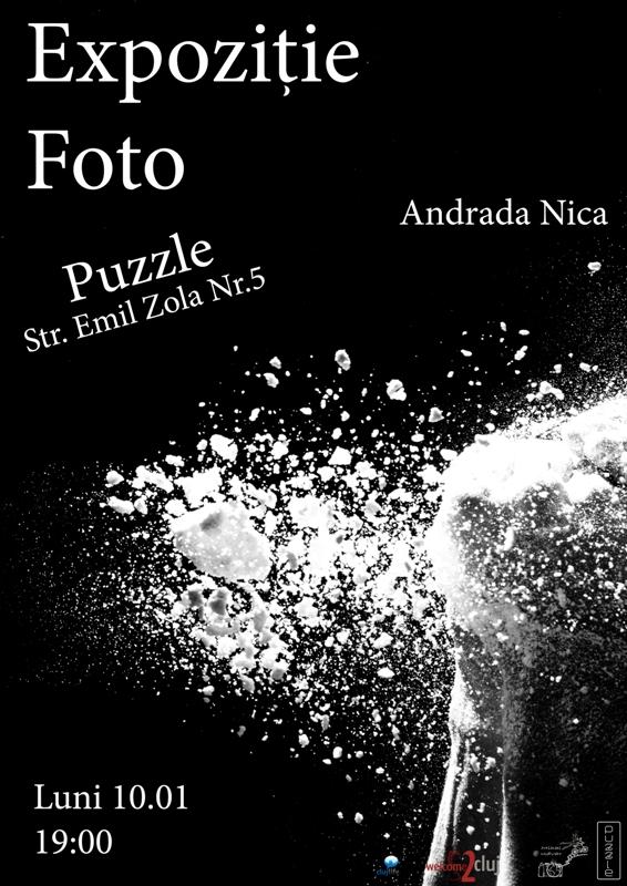 """Expozitie foto: """"Dispersie"""" @ Puzzle"""
