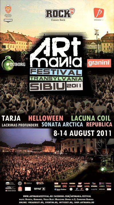 ARTmania Festival 2011