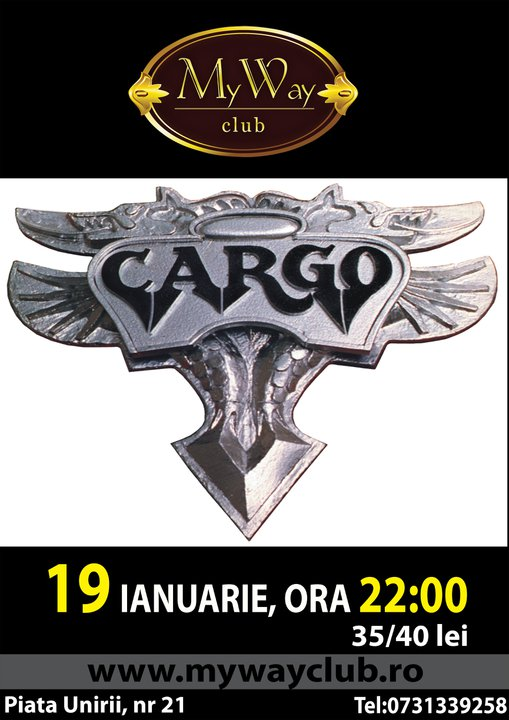 Cargo @ My Way