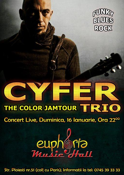 Cyfer @ Euphoria Music Hall