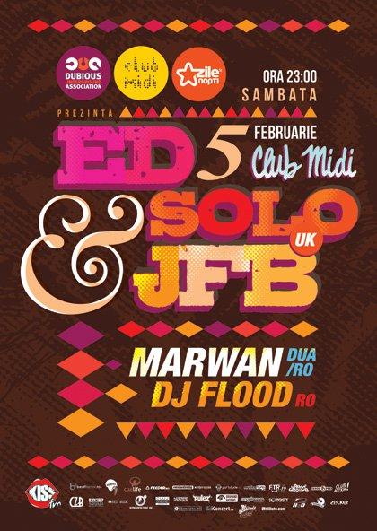 Ed Solo & JFB @ Club Midi