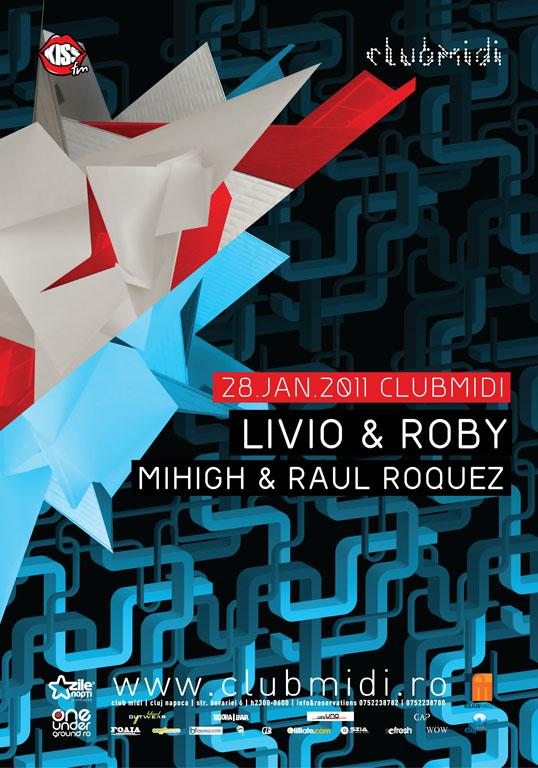 Livio & Roby @ Club Midi