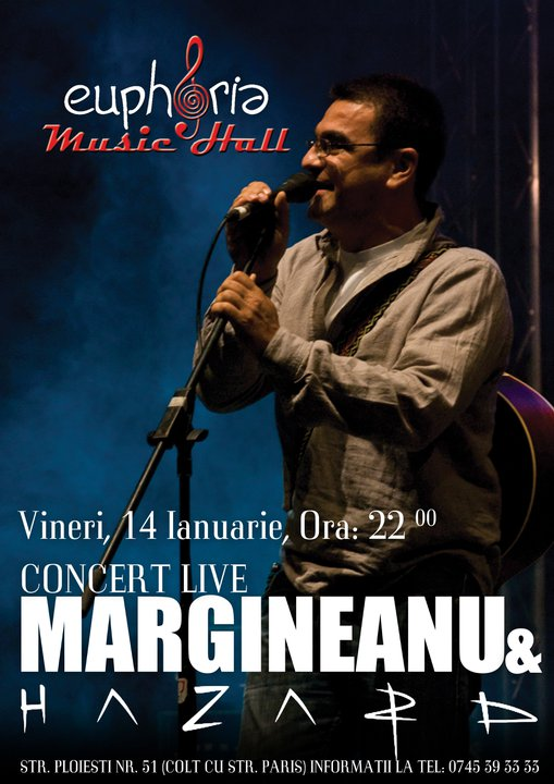 Mihai Margineanu @ Euphoria Music Hall