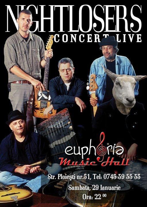 Nightlosers @ Euphoria Music Hall