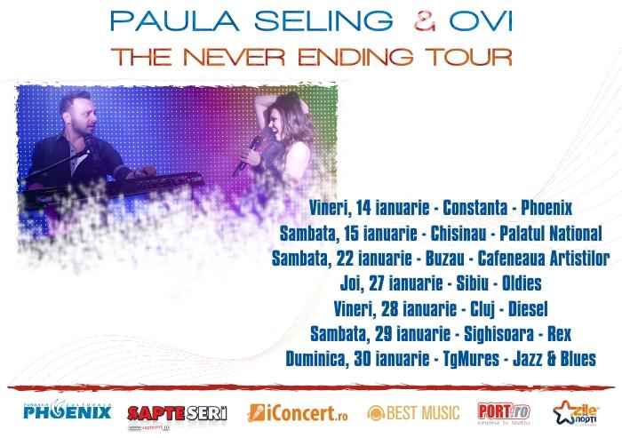 Paula Seling & Ovi @ Club Diesel