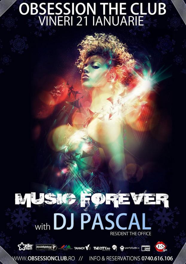 DJ Pascal @ Club Obsession