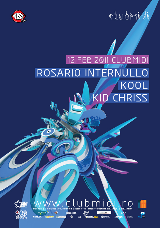 Rosario Internullo & Kool @ Club Midi
