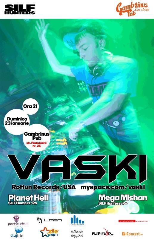Vaski @ Gambrinus Pub