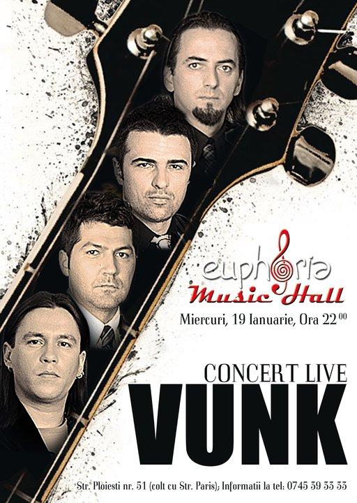 Vunk @ Euphoria Music Hall